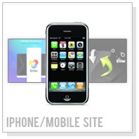 iphone or mobile site